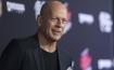 Bruce Willis at premiere