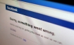 40-minute outage for Facebook