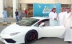 Lamborghini winner