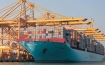Largest container vessel