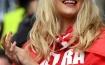 Austrian cheer girl