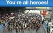 'Heroes' on the go