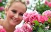 Bloom time for Rose princess