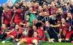 Ronaldo leads Portugal celebrations