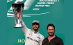 Hamilton takes 50th win