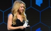 Crystal Award for Shakira