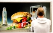 Hyper burger