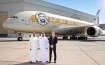 Etihad launches 'Year of Zayed' A380 aircraft