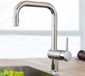 Grohe Launches Touch Sensitive Faucet Range