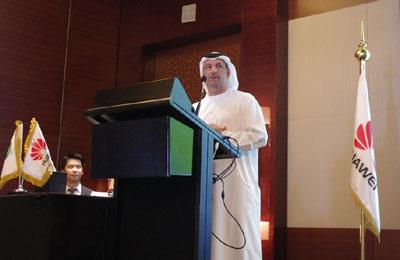 Etisalat-Huawei conduct 400G transport network trial