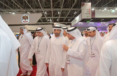 UAE mGovernment showcases 'smart wallet' app