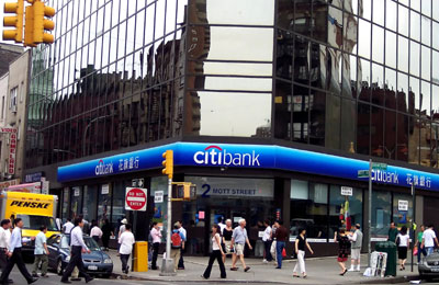 Citi bank forex