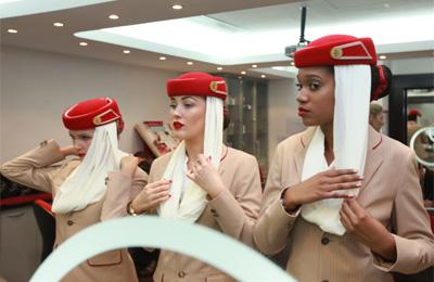 Emirates Spends 20m On Cabin Crew Training