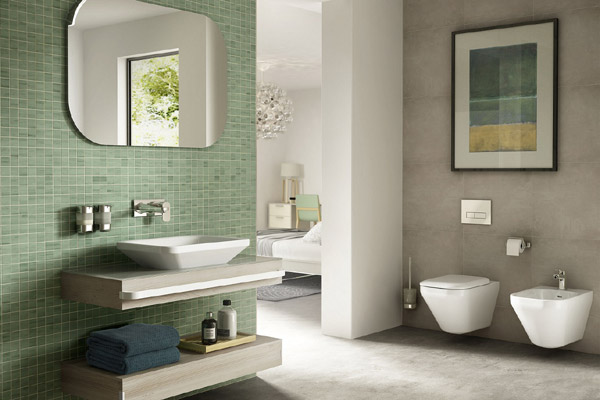 Ideal Standard to unveil news bathroom designs