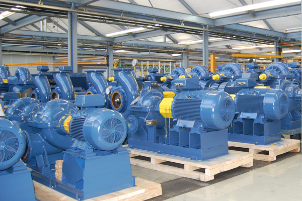 Andritz to supply pumps for water treatment plant in Iraq