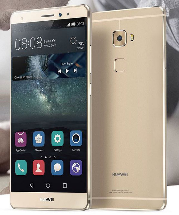 Huawei unveils new Mate S smartphone