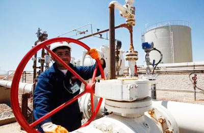 Iraq oil overtakes Saudi in Europe as Opec battles rage on