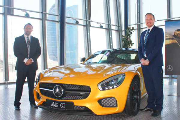 Merc Benz Launches New Bahrain Promotion