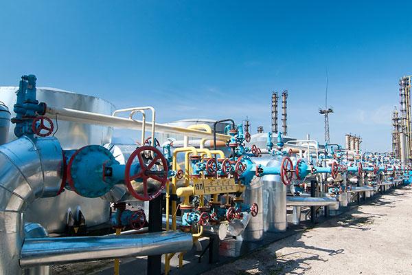 Saudi Aramco plans world's largest gas complex