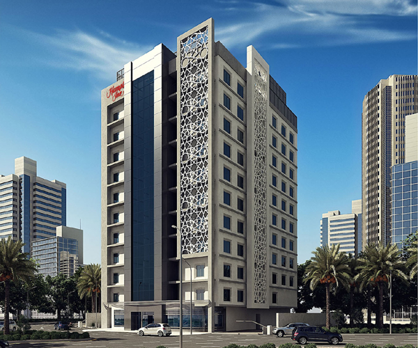 New hilton hotel signed for dubai 39 s al barsha for New hotels in dubai 2016