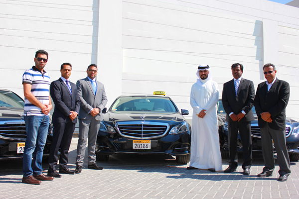 Al Haddad Motors City Limo Launch Taxi Service