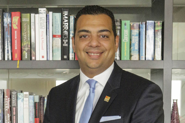 New sales director for IHG Abu Dhabi properties