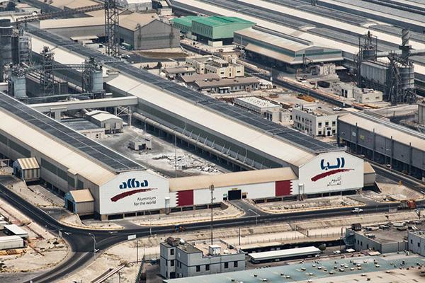Aluminium Bahrain Q2 net income down