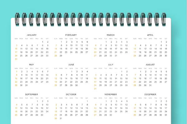 2016 Gregorian Calendar | Calendar Template 2016