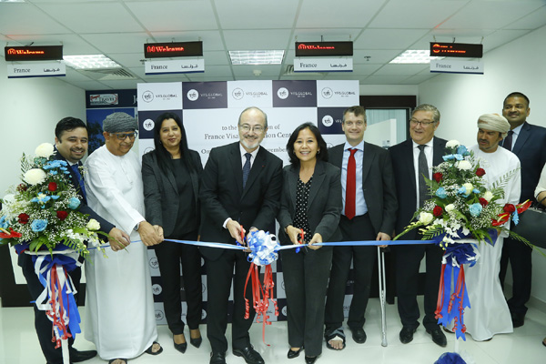 VFS Global launches France visa service in Oman