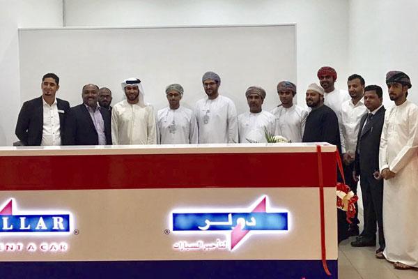 Dollar Rent A Car Muscat Oman