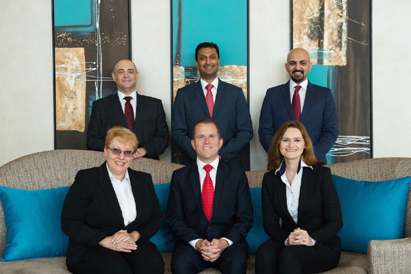 Marriott Al Forsan Abu Dhabi Appoints Executive Team