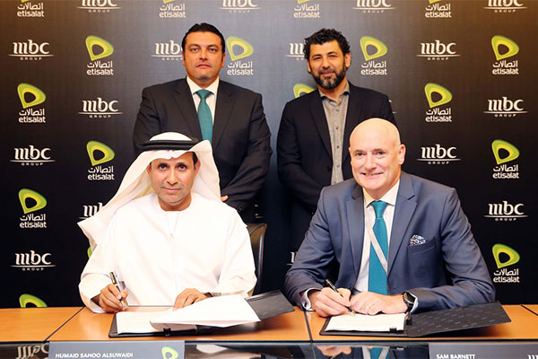 E-Vision to distribute MBC channels in UAE