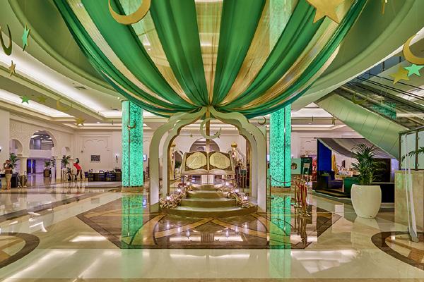 the ajman palace