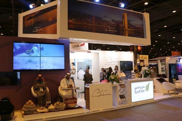 Bahrain showcases destination credentials at key event