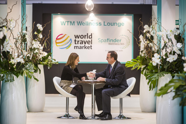 'All-spa' line-up at WTM London for Wellness Symposium