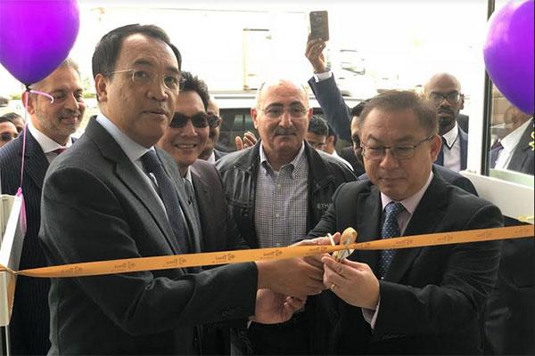 Thai airways opens abu dhabi office - Thai airways dubai office ...