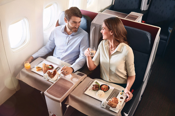 Turkish Airlines Launches Two New Business Class Services