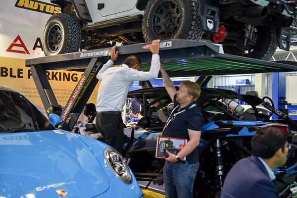 Over 1 800 Exhibitors To Participate In Automechanika Dubai