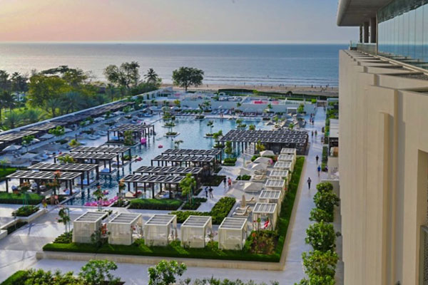 W Muscat officially opens